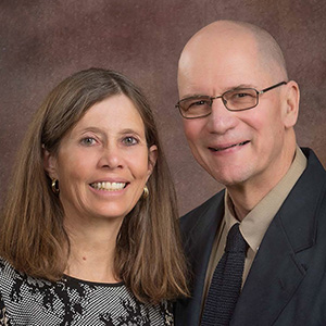 Drs. Lori and Rob Byron